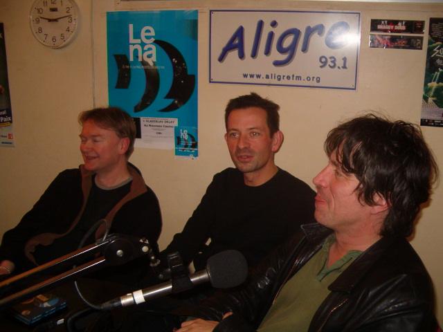 Little Nemo dans Coma Electrique sur Aligre FM 93.1